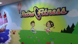child care room retro fitness freehold new jersey youtube