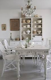 Shabby Chic Kitchen Table by This Is A Bit Of A Fantasy Dining Room With Essence Of Shabby Chic