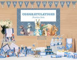 Australian Themed Decorations - peter rabbit first birthday boy party theme ideas personalized boy 1