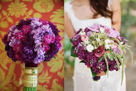 Purple Wedding Bouquets 17 Most Breathtaking April Flowers That In Season Everafterguide