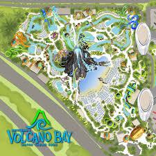 Universal Studios Orlando Park Map by Universal U0027s Volcano Bay Complete Guide U2013 Orlando Parkstop