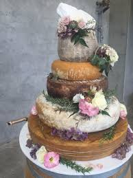 different wedding cakes cheese wedding cakes