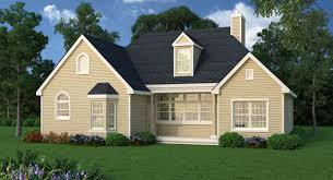 Affordable Houses To Build Affordable Ranch 4676 3 Bedrooms And 2 5 Baths The House Designers