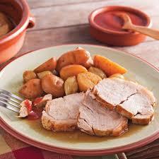 cuisine maghreb rôti de porc au parfum du maghreb recettes cuisine et nutrition