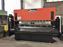 machsell amada promecam apx 103 cnc 7 axis press brake