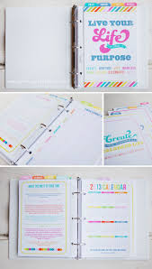 homemade planner templates 100 best planner project inspiration images on pinterest planner crystal wilkerson 2013 life planner