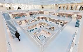 stuttgart city library 20 libraries so beautiful they ll bring out the bookworm in
