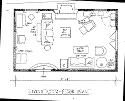 good looking room within average size of a large living room