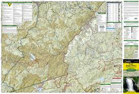 National Map Pisgah Ranger District Pisgah National Forest National