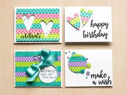 25 unique washi tape cards ideas on pinterest card ideas diy