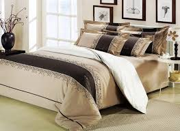How To Set A Bed Popular Bed Sheet Set With Sweet Comforter For Bed