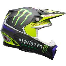monster motocross helmets bell moto 9 carbon flex procircuit monster energy motocross helmet