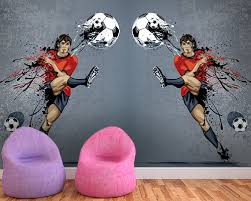 sports murals for bedrooms alluring 40 sports wall murals design inspiration of 28 sport
