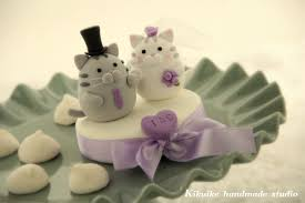 cat wedding cake toppers wedding cake topper cat www etsy listing 62 flickr
