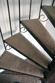 Stair Tread Covers Carpet Diy Carpeting Spiral Stairs Little Notebook
