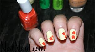 nail nerd nail art for nerds how to paint roses on your nails