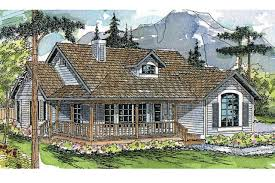 Craftsman Home Plan by Craftsman House Plans Cambridge 10 045 Associated Designs