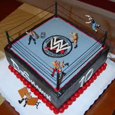 wwe cake john cena google search wrestling party pinterest