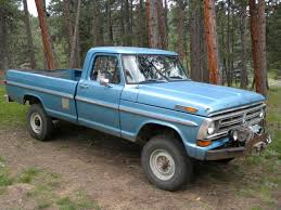 ford f250 1972 1972 ford f250 4x4 highboy solid truck low original