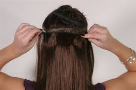 clip hair extensions 24 clip in remy hair extensions clip in and ready to go