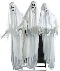 convulsing nurse spirit halloween haunting ghost trio animated halloween prop halloween 2016