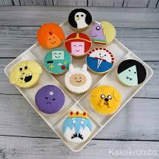 quequitos de hora de aventura cupcakes hour adventure ideas cake