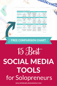 Plan Social Media by 15 Best Social Media Automation Tools For Solopreneurs
