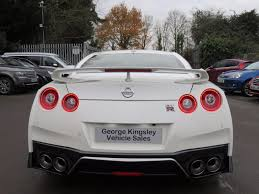 nissan supercar 2017 used 2017 nissan gt r recaro storm white award winning dealer