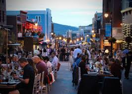 how you can get in on park city u0027s biggest dinner party park city