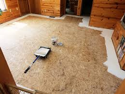 Can I Paint My Laminate Floor Painted Plywood Floors Revisited Black Spruce Hound