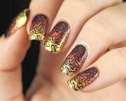 fall nail art design ideas easyday thanksgivng nail art fall