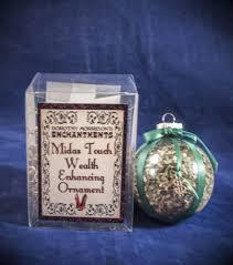omen dorothy morrison s midas touch money ornament omen salem