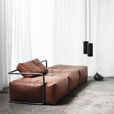 daybed design daybed leather sofa by sönke martensen sofa the design walker