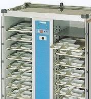 chariot chauffant cuisine les appareils de montée en température régénération