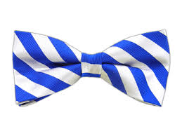 white and blue bows brummell menswear boutique bowties