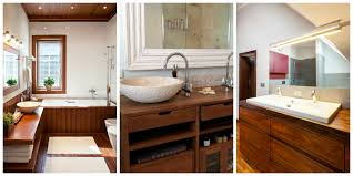 Wooden Vanity Units For Bathroom by Timber Vanity Units U0026 Home Improvement Thursday The Plumbette