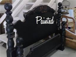 queen cannon ball bed u2013 painted furniture fredericksburg va