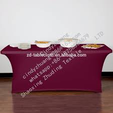Round Elastic Tablecloth China Round Fitted Table Covers China Round Fitted Table Covers