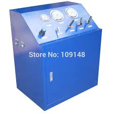 Relief Valve Test Bench Free Shippingmodel Ws Gbd25 200 Bar Double Acting Pneumatic