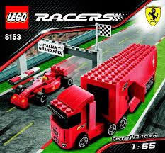 lego racers truck lego f1 truck 8153 racers