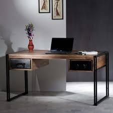 Schreibtisch Schwarz G Stig Sit Panama Schreibtisch 9207 01 Sheesham Holz Sit Möbel Günstig