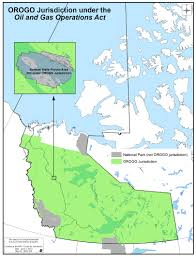 Canada Territories Map by Northwest Territories U0027 Shale And Tight Resources Natural