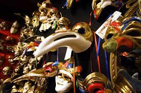 carnevale masks preparing for il carnevale di venezia in june sightdoing