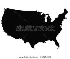us map outline image united states map outline stock images royalty free images