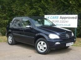 used mercedes m class uk used mercedes m class cars for sale friday ad