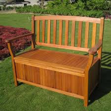 Outside Storage Bench Charming Component Patio Storage Bench For Your Outdoor Bedroomi Net