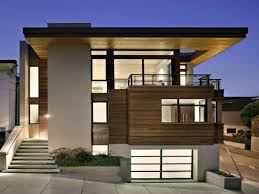 modern exterior homes exterior house designs in india low budget contemporary design