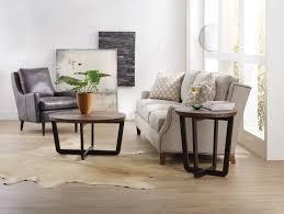 hooker furniture living room parkcrest round end table 5527 80116 cor
