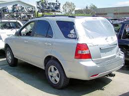 2008 kia sorento used parts stock 003165