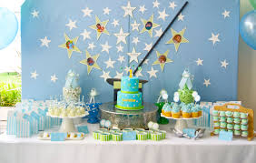 Birthday Decoration In Home 1st Birthday Decoration At Home Image Inspiration Of Cake And